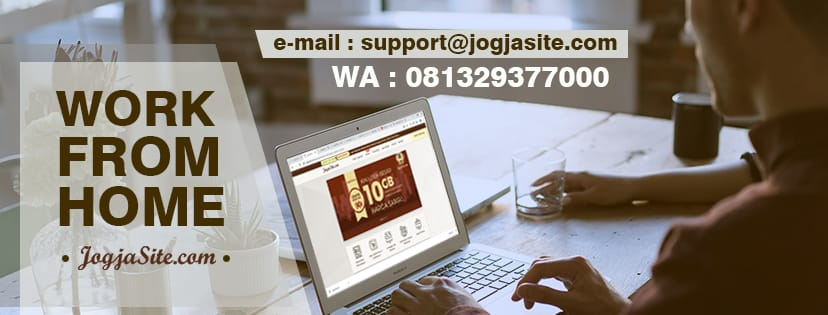 Penerapan Work From Home (WFH) terkait COVID-19